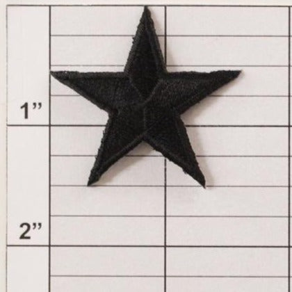 Star Applique 2 colors