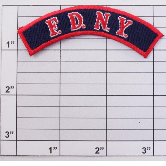 F.D.N.Y. Applique