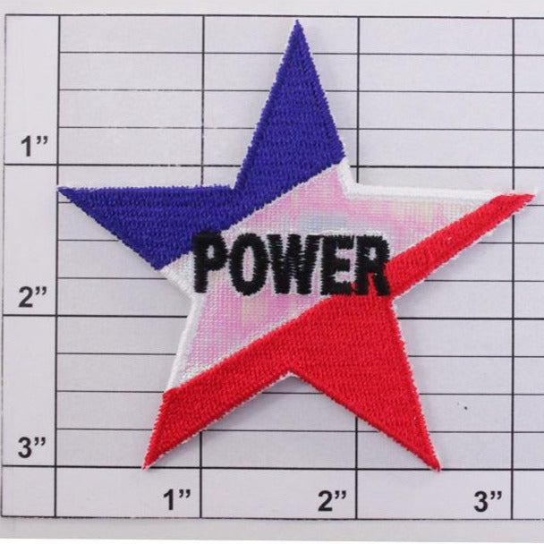 Power Star applique