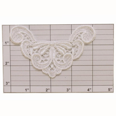 "4"" ebroidered applique"