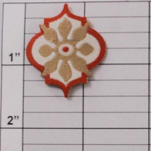 Motif applique 5 colors