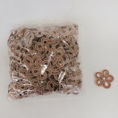 "Rayon 5 loop 2"" w/ pearl, 19 colors, 144 each (#14)"