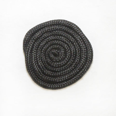 "1.5"" Black Coil Decorative Embellishment"
