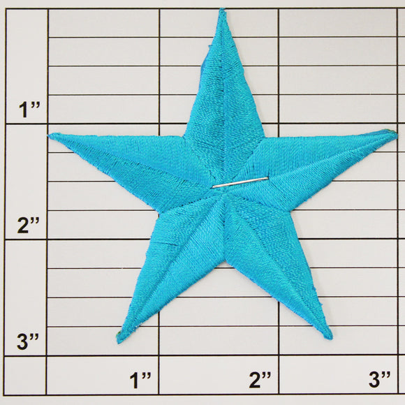 Star Applique (pack of 12)