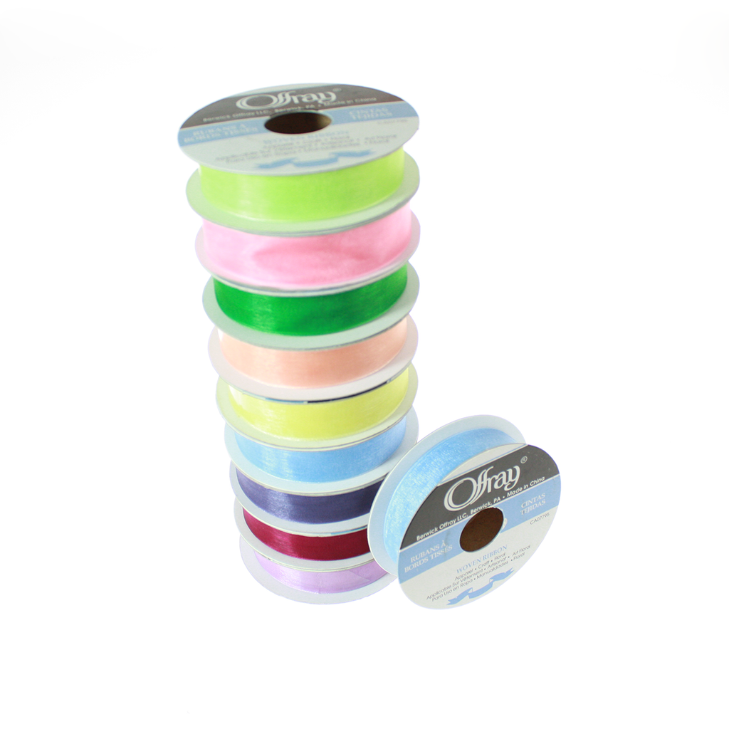 Sheer Ribbon Assortment (Case of 10)*