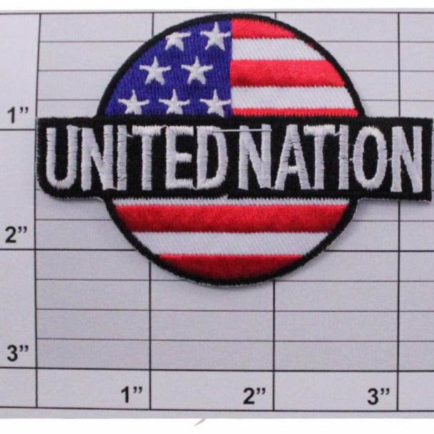 United Nation Applique