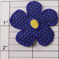 Polka dot flowers 4 colors