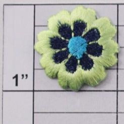 Flower Applique (6 per bag)