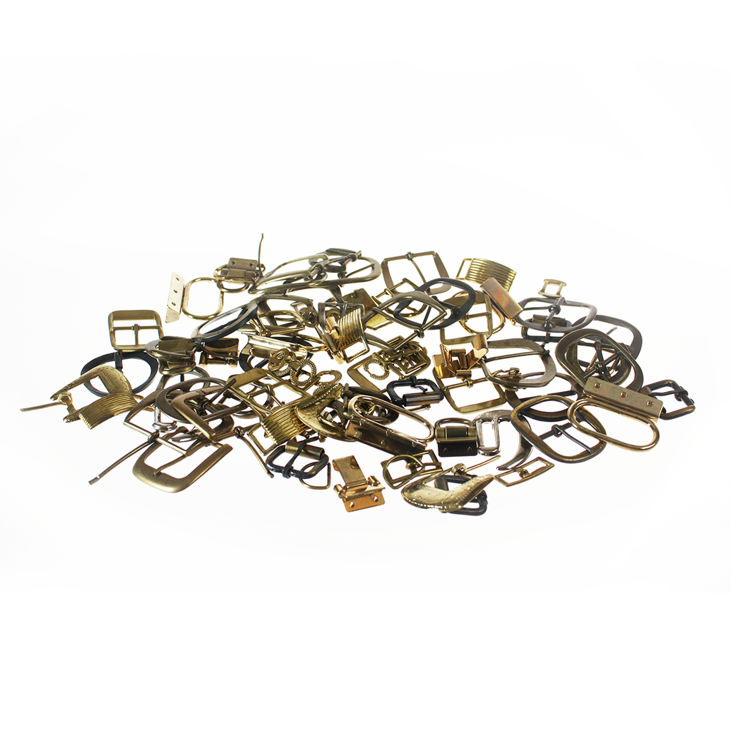 Belt Buckle Bonanza Assortment (Approx.150 buckles)*
