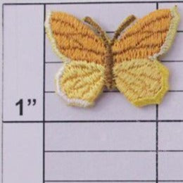 Butterfly applique 3 colors