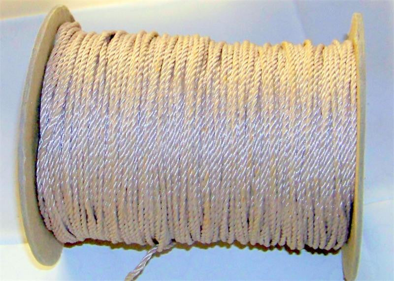 "Peanut Wired Cord, #630 1/16"" Diam. 288 Yards (1 Roll)"