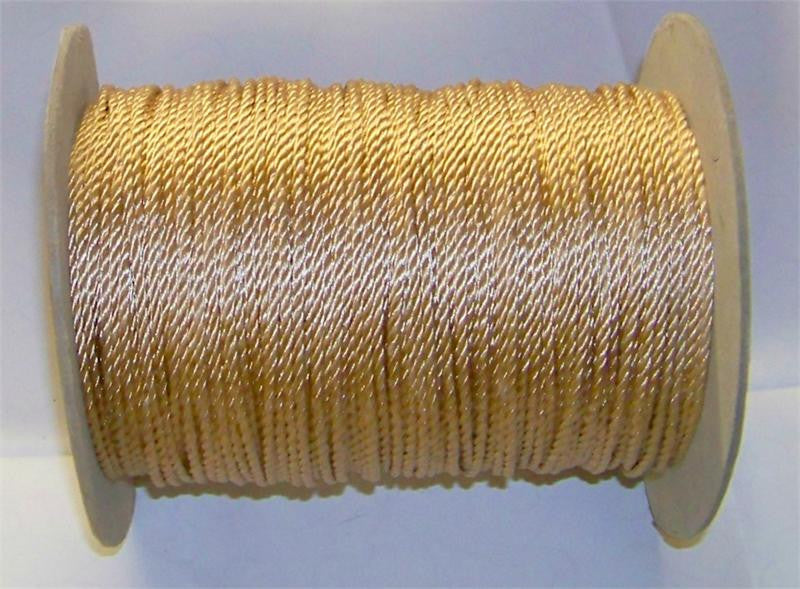 "Sand Wired Cord, #630 1/16"" Diam. 288 Yards (1 Roll)"