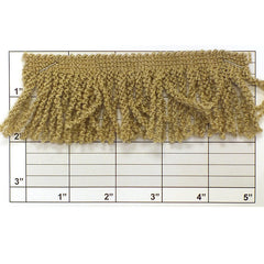 "Boucle Collection Chainette Fringe 2"" (Per Yard) 10 Colors"