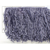 "Versaille Solid Color Rayon Chenille Fringe 5""  Many Colors"