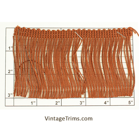 "Chainette Fringe 3"" (Per Yard) 4 Colors"