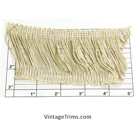 "Chainette Fringe 2-7/8"" (2 Colors)"