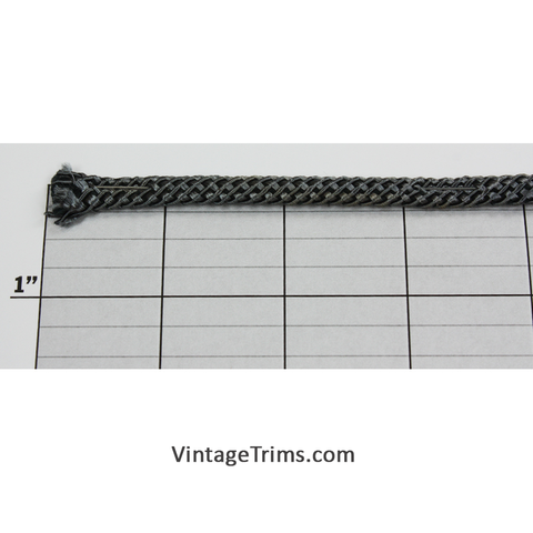 "Cording 1/4"" (Per Yard) Smoke Gray"