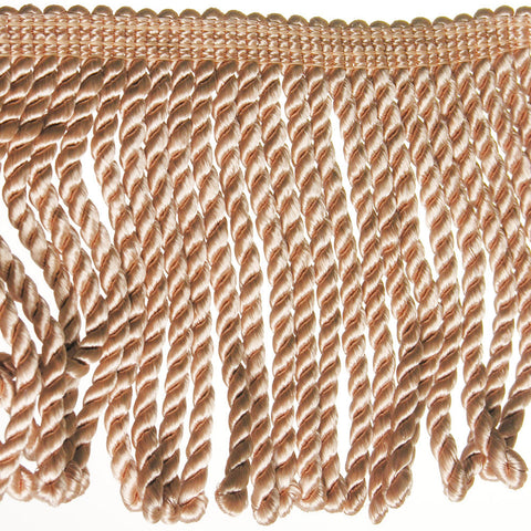 "Rayleen Collection Bullion Fringe 6""<br>(Per Yard)<br>Light Salmon"