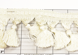 "Tassel Fringe 2-1/2"" (10 Yard) 8 Colors"