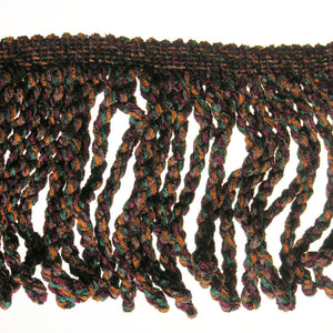 "5 1/2"" Fall Twist Fringe- Bullion"