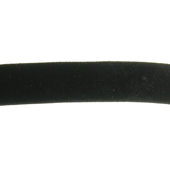 "5/8"" Velvet- Stretch Fabric Trim"