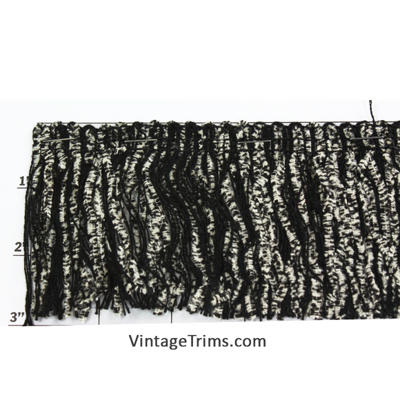 Jungle Jungle Chenille/String Fringe 3