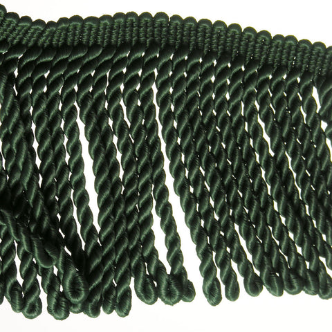 "Bullion Fringe 5-1/2""<br>(Per Yard)<br>Green Stone"