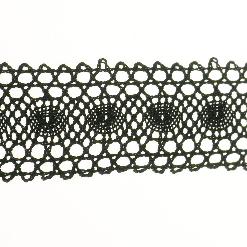 "1 1/2"" Lace- Cluny Fabric Trim"