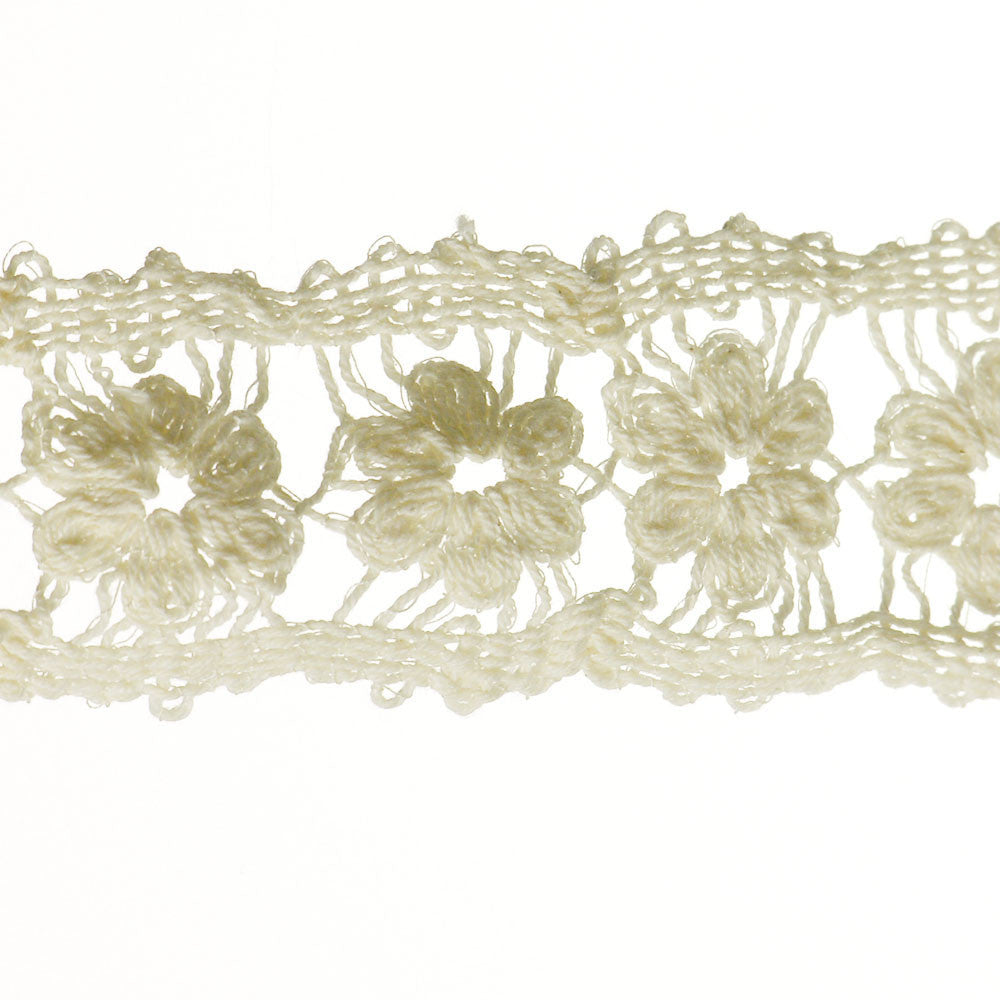 "1 3/4"" Lace- Cluny Fabric Trim"