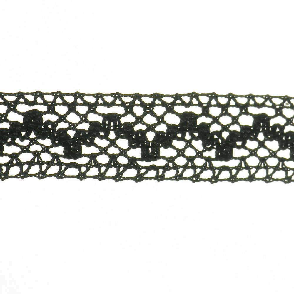 "3/4"" Lace- Cluny Fabric Trim"