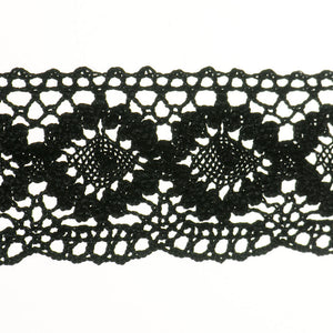 "2"" Lace- Cluny Fabric Trim"