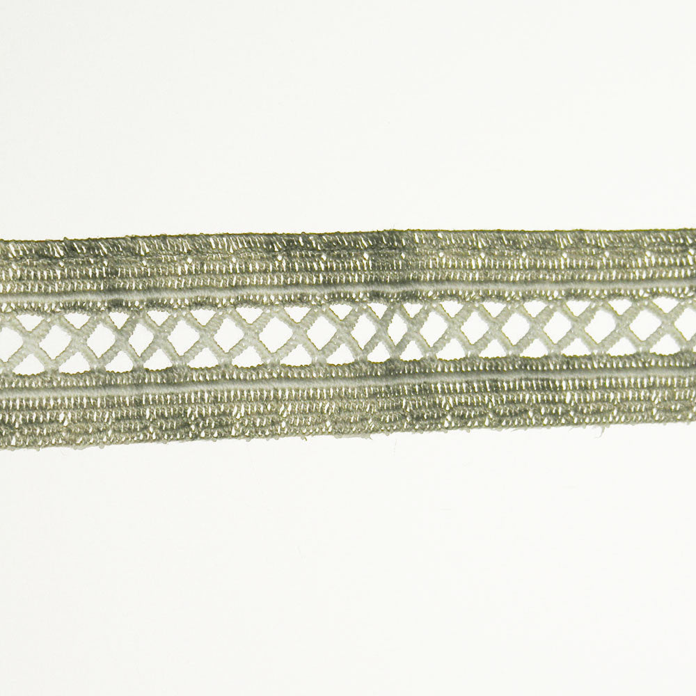 "1 3/8"" Braid Fabric Trim"