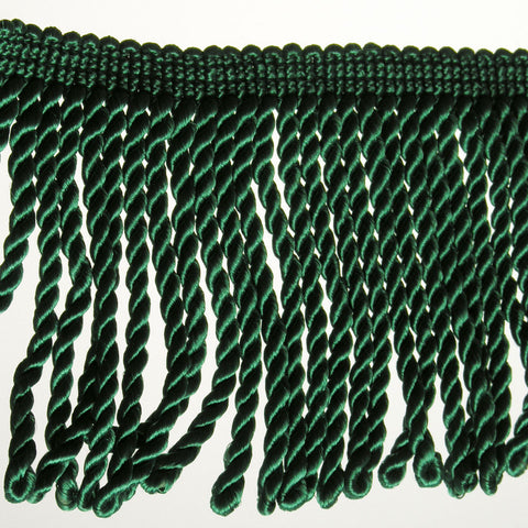 "Rayleen Collection Bullion Fringe 6""<br>(Per Yard)<br>Jade"