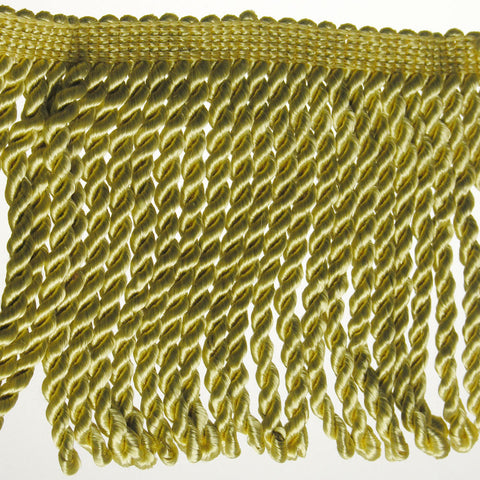 "Rayleen Collection Bullion Fringe 6""<br>(Per Yard)<br>Gold"