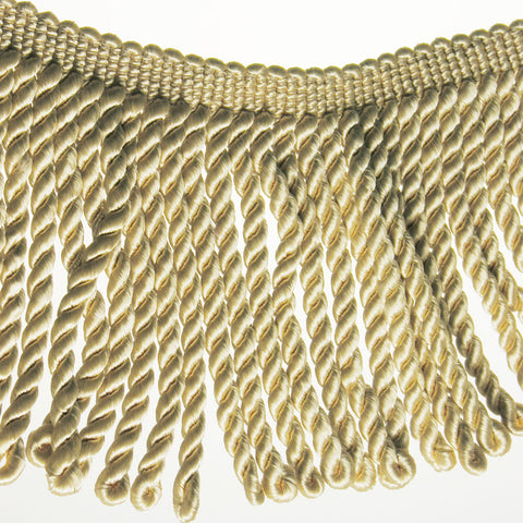 "Rayleen Collection Bullion Fringe 6""<br>(Per Yard)<br>Honey"