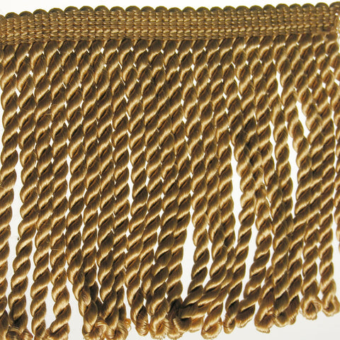 "Rayleen Collection Bullion Fringe 6""<br>(Per Yard)<br>Copper"
