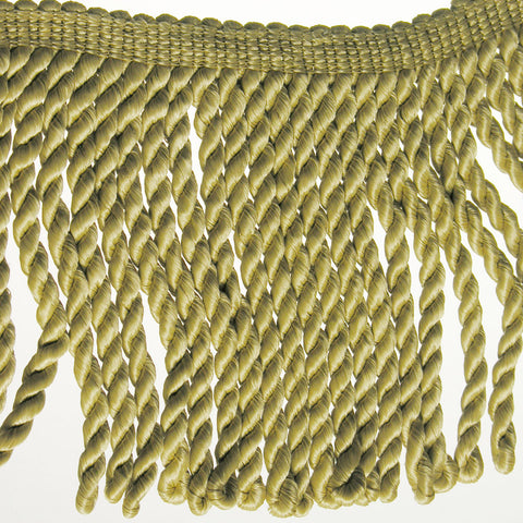 "Rayleen Collection Bullion Fringe 6""<br>(Per Yard)<br>Mayan Wheat"