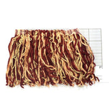 "Versaille Multicolor Rayon Chenille Fringe 5"" (Per Yard) 16 Colors"