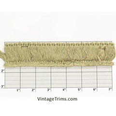 "Brush Fringe 1-1/2"" (Per Yard) 7 Colors"