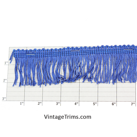 "Chainette Fringe 2"" (Per Yard only) 2 Colors"