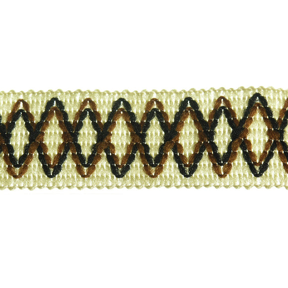 Diamond Weave Braid 1-3/4