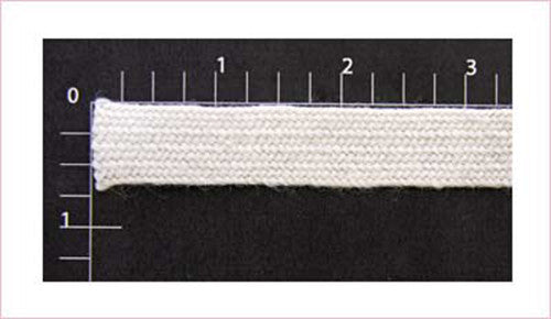 Flat Wool Bias Fabric Trim_1