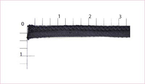 Navy Rayon Piping Fabric Trim_1