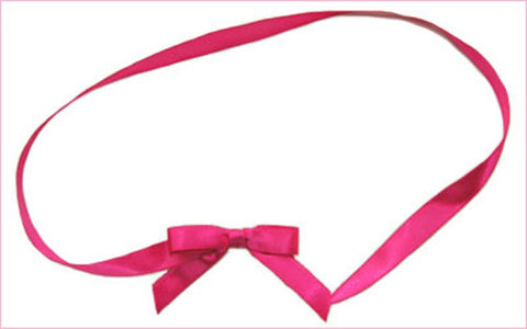 Fuchsia Bow & Loop (Box of 100) * (#56)