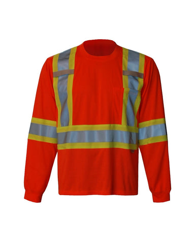 T-Shirt 6010O Viking® Safety à manches longues