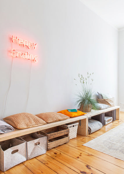 A Guide To Neon Wall Art Decor