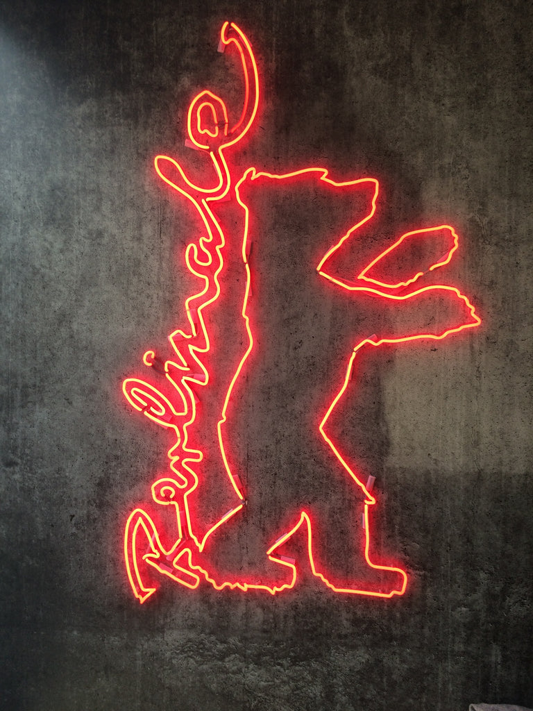 Berlinale neon by sygns