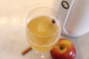 Celebrate Fall with Sparkling Cider Mimosas!