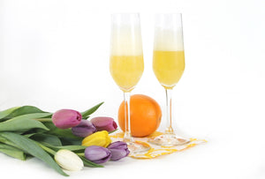 Moms Deserve the World's Best, Bubbliest Mimosas!