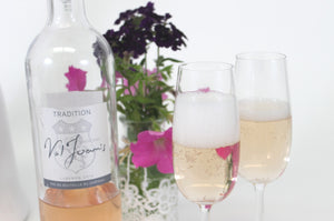 Create the World's Bubbliest, Most Refreshing Wine Spritzers in Minutes!